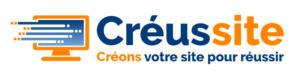 logo de la société Creussite.com spécialisé dans la réalisation de site internet professionnel