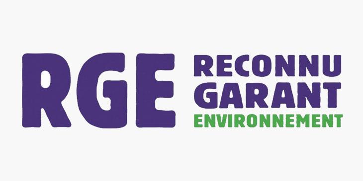 Plombier-Chauffagiste à Caudry - Logo RGE
