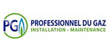 Plombier-Chauffagiste à Caudry  - Logo PGF